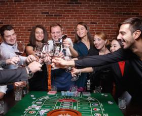 Играем в винное казино и жарим Биф Веллингтон