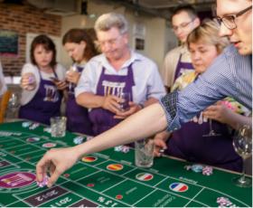 Играем в винное казино и готовим пасту