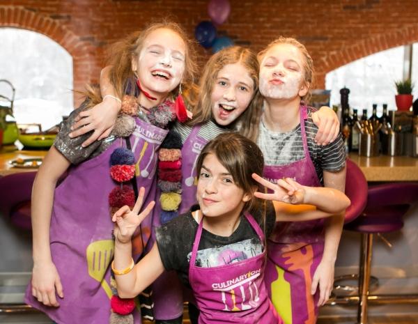 Детский мастер-класс: киш лорен и тортино  (5-9 лет)