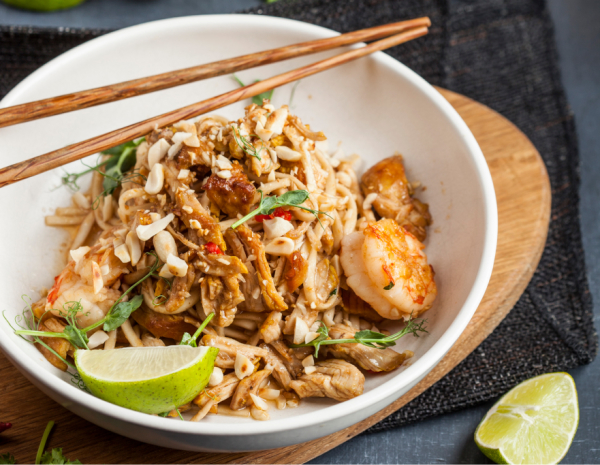 Кухня Таиланда: Лангустины и Пад Тай
