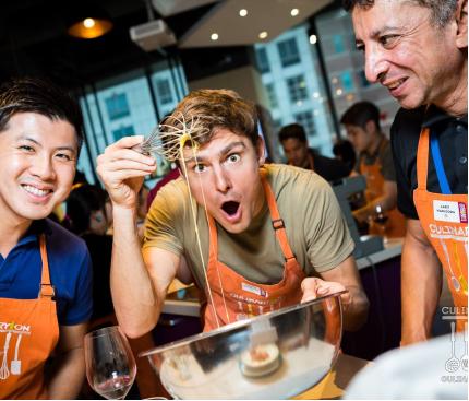 Кулинарный тимбилдинг онлайн